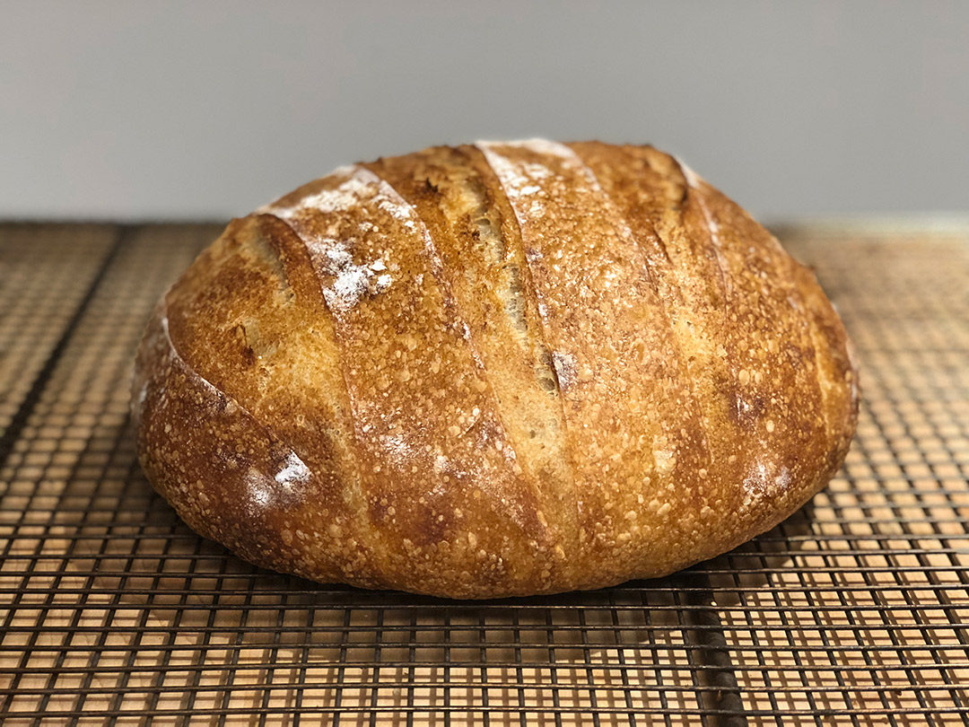 Organic Sourdough